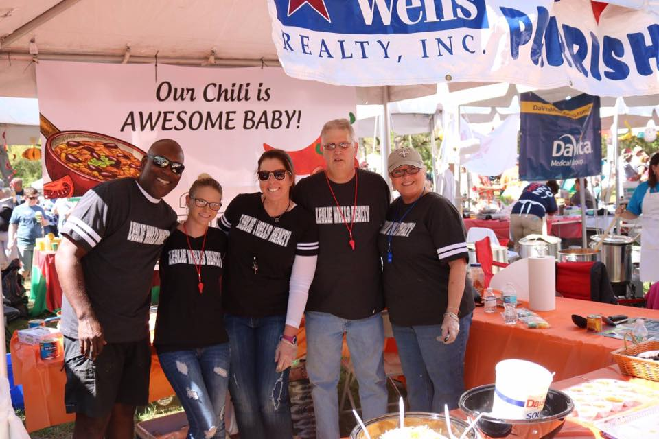 Leslie Wells | Parrish RR Museum Chili Cook Off 2018