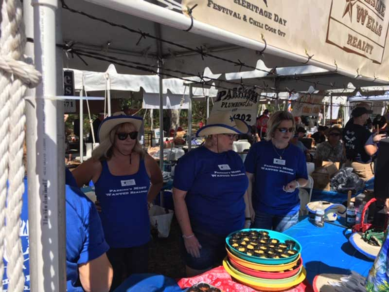 Leslie Wells Realty 2019 Parrish Chili Cook Off
