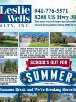 Leslie Wells Realty June 2018 Listings Thumbnail