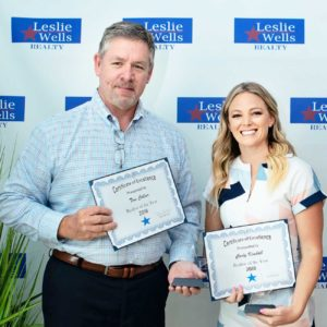 Leslie Wells Agents of the Year 2018