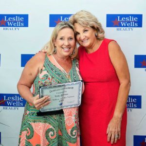 Leslie Wells Realty Over $5M in Sales!