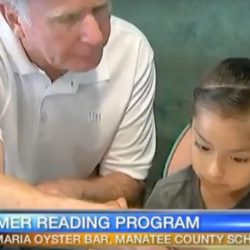 AMOB Dive Into Reading Program
