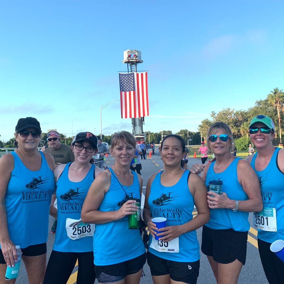 Leslie Wells Realty | 3rd Annual Fort Hamer Bridge Run, 2019