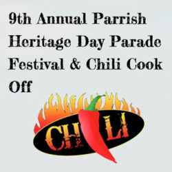 Leslie Wells Realty | 2020 9th Annual Parrish Heritage Day Parade Festival & Chili Cook Off