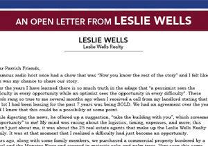 Leslie Wells Realty
