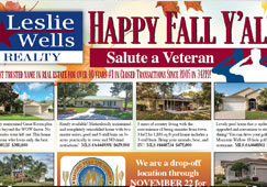 Leslie Wells Realty Florida, Parrish, homes and listings